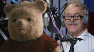 Iconic voice behind Winnie the Pooh opens up