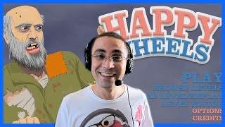 Ας Παίξουμε HAPPY WHEELS!