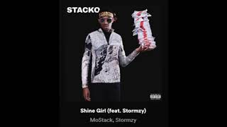 MoStack   Shine Girl (feat. Stormzy) (Official Audio)