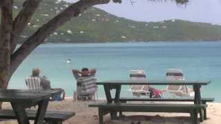 preview picture of video 'St. Thomas, Virgin Islands, Beaches - Magen's Bay - #1 Beach'