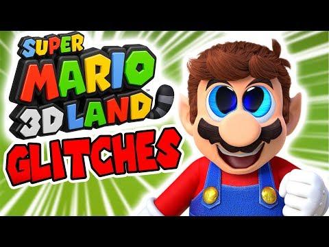 Die verrücktesten GLITCHES aus Super MARIO 3D Land 😵