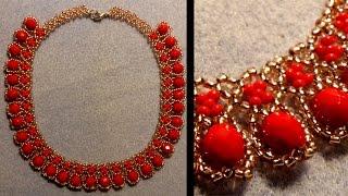 [Pattern/Tutorial] Entangled beads - DIY (Beads)
