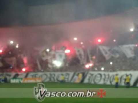 """""""www.vasco.com.br - Copa do Brasil 2008 - Vasco 2x0 Sport"""" Barra: Guerreiros do Almirante • Club: Vasco da Gama"""