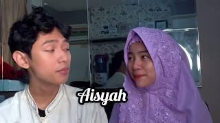 Aisyah istri rasulullah | cover heiraks cahyani