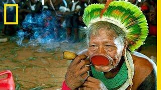 Martin Schoeller: Kayapo Warrior Tribe | Nat Geo Live thumbnail