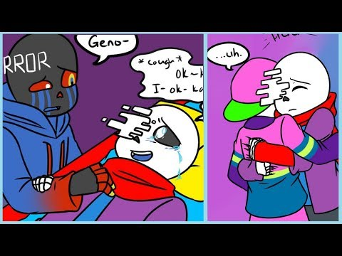Momma CQ Part 10【 Undertale Comic Dub 】
