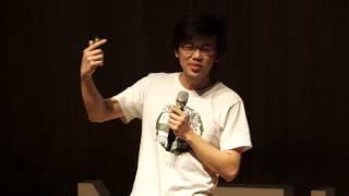 創業:實現熱血夢想的過程: 謝耀輝 At TEDxNTHU 2013