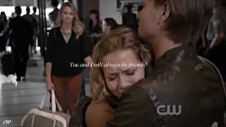 Haley and Lucas | What's a soulmate? | One Tree Hill
