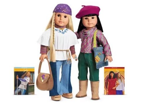 American Girl Julie & Ivy Best Friends Collection is ideal for a young girl