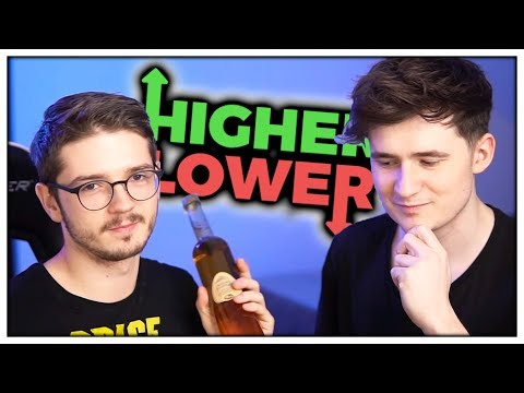 HIGHER LOWER ZA PANÁKA! /w Baxtrix