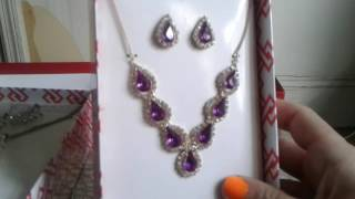 Kmart jewelry haul Jaclyn Smith collections