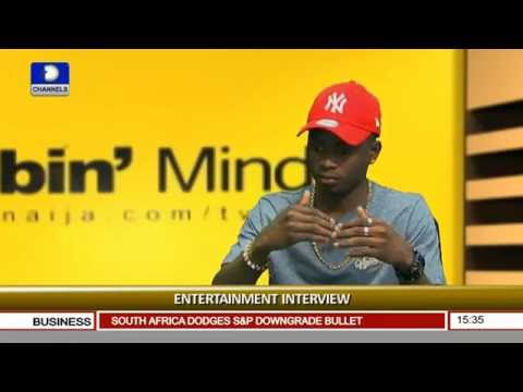 Lil Kesh Talks YBNL, Record Labels, Contracts & More on Rubbin' Minds [Part 1]