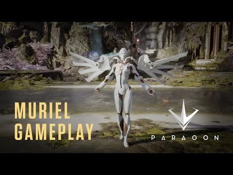 Paragon - Muriel Gameplay Highlights (For Download)