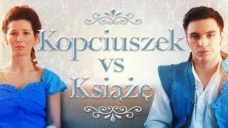 """Wielkie Konflikty - odc. 23 """"Kopciuszek vs Książę"""""""