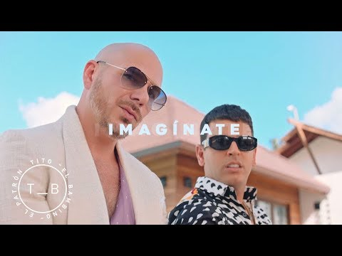 Tito El Bambino ft. Pitbull & El Alfa — Imagínate