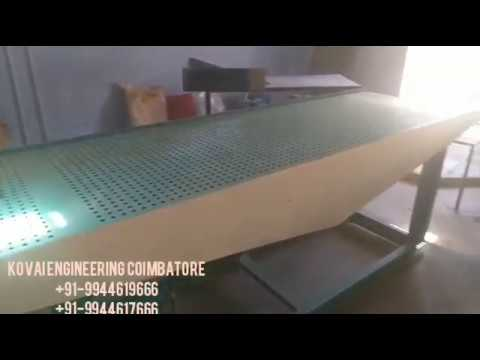Paver Designer Tiles Vibro Forming Table