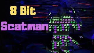 Scatman (ski Ba Bop Ba Dop Bop) [8 Bit Tribute To Scatman John]   8 Bit Universe   Hype Cover