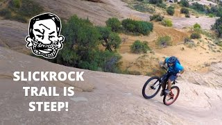 A fun video from Seth's Bike Hacks giving an overview of the iconic Slickrock Trail.