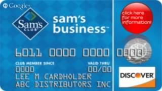 Sams club credit - Sams credit card