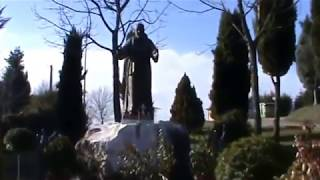 Statua di San Padre Pio