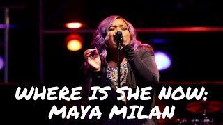 Where is she now: Maya Milan