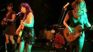 Those Darlins - Silverlake Lounge - Snaggle Tooth Mama