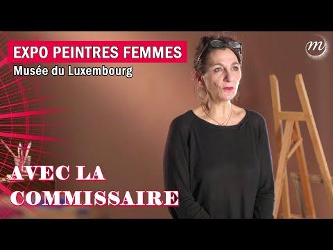 Peintres femmes : l'exposition dévoilée par la commissaire RMNGP