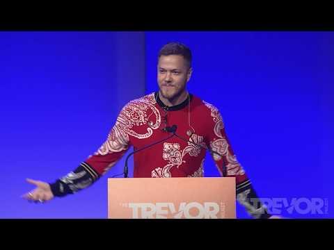 TrevorLIVE NY 2017: Dan Reynolds of Imagine Dragons Acceptance Speech for the 2017 Hero Award