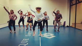 (CUMBIA NORTEÑA) La Chona / Dance Fitness