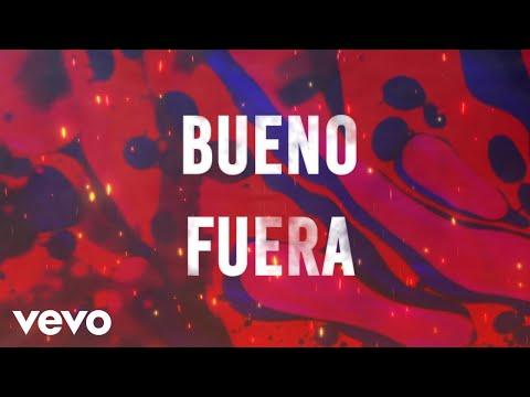 Camila Fernández - Bueno Fuera (Lyric Video)