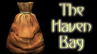 Skyrim, The Haven Bag Player Home Mod + Boost Your Carry Weight PC & XBox1