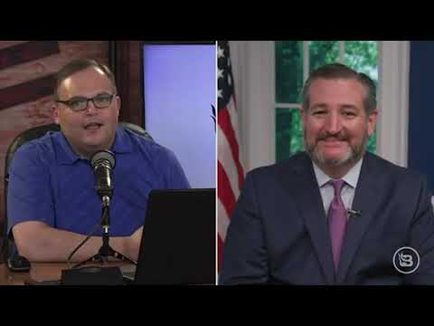 Cruz Speaks with Blaze TV's Steve Deace About COVID-19, Antifa, & Trump's Israel-Arab Peace Deal