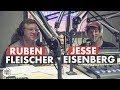 Jesse Eisenberg & Ruben Fleischer talk Zombieland 2 [Interview] | 101X