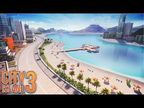 City Island 3 Building Sim - Android Gameplay HD