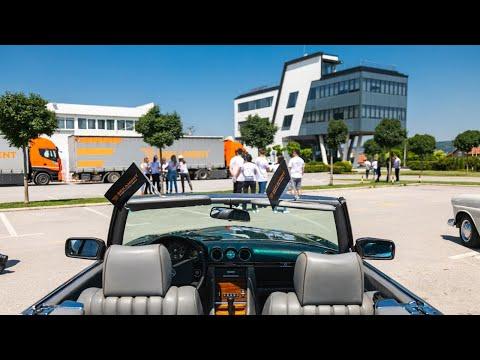 Na Bekament Oldtajmer skupu prikazano više od 40 retro modela vozila