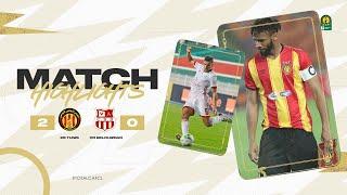CAF CL | Quart de finale Retour : ES Tunis 2 – 0 CR Belouizdad