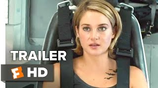 The Divergent Series Allegiant Official Trailer 1 2016  Shailene Woodley Movie HD