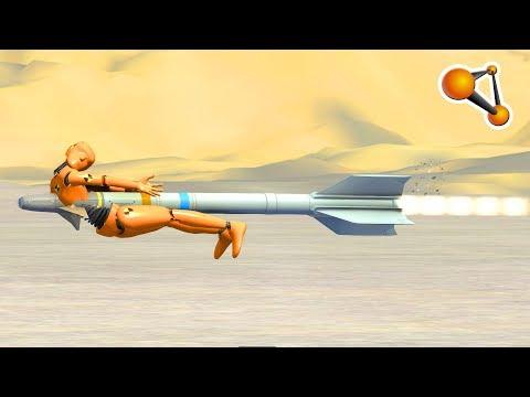 Rocket Ride Crashes Beamng Drive