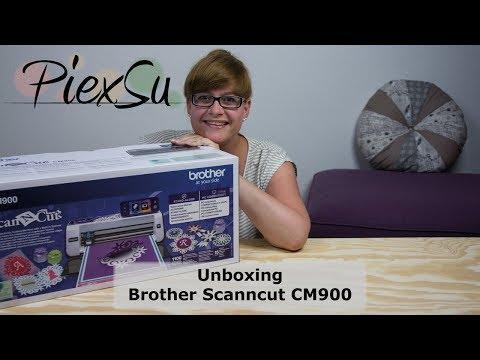 Brother Schneideplotter ScanNCut CM900
