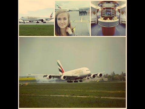 Emirates v Praze | 2016