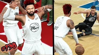 NBA 2k18 My CAREER - The All Star Game! Ep. 138