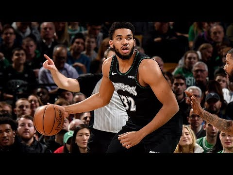 f74617d7c17 Nightly Notable  Karl-Anthony Towns Hit Off With 28 Points   18 Rebounds!