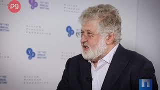 Interview with Igor Kolomoisky Persha Shpalta Program