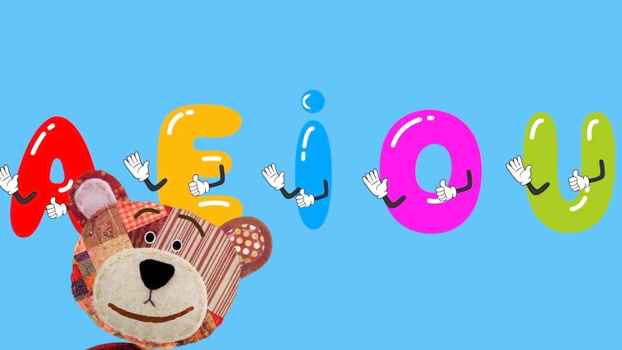 Las vocales con Traposo | A -E - I - O - U | Canciones infantiles