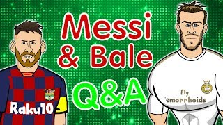 ❓MESSI & BALE ... Q&A❓ (Parody)