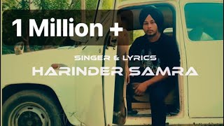 Thinking   Harinder Samra   Dreamboy   Official Video   New Punjabi Song 2018
