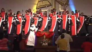 """Shake The Foundation"" - Sanctuary Version - CCC Cathedral Choir"