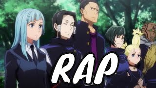 Jujutsu Kaisen Rap Cypher   Kyoto   Diggz Da Prophecy ft GameboyJones, FrivolousShara & More