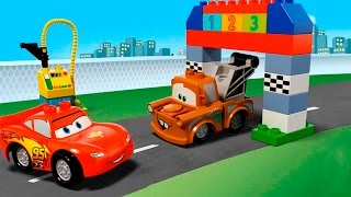Видео для детей про транспорт. Машинки - Скорая помощь и полицейская машина.
