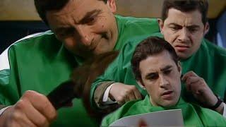 Desperate For A Haircut? | Mr Bean Full Episodes | Mr Bean Official | Classic Mr Bean